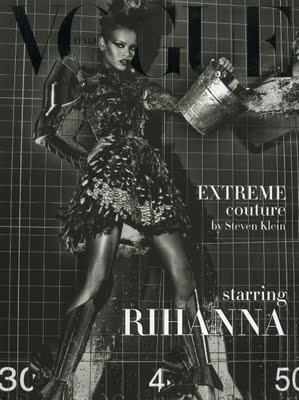 Rihanna Vouge Italia cover