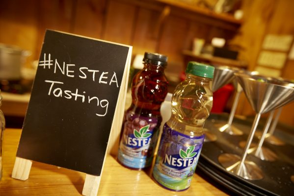Nestea new flavours blueberry Mint Blackcurrant NesteaTasting (11)