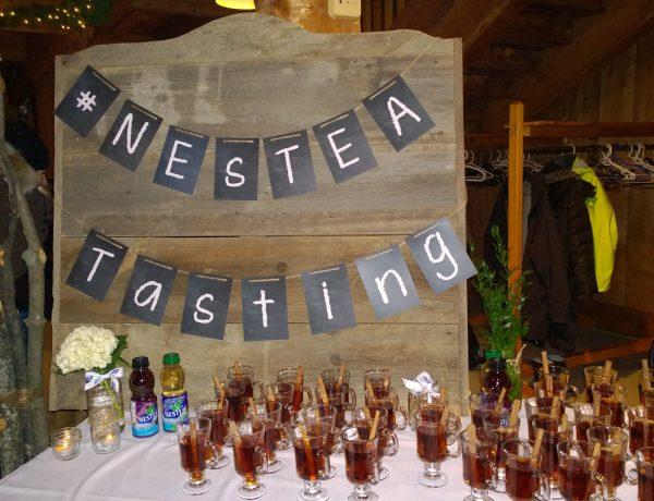 Nestea new flavours blueberry Mint Blackcurrant NesteaTasting (23)