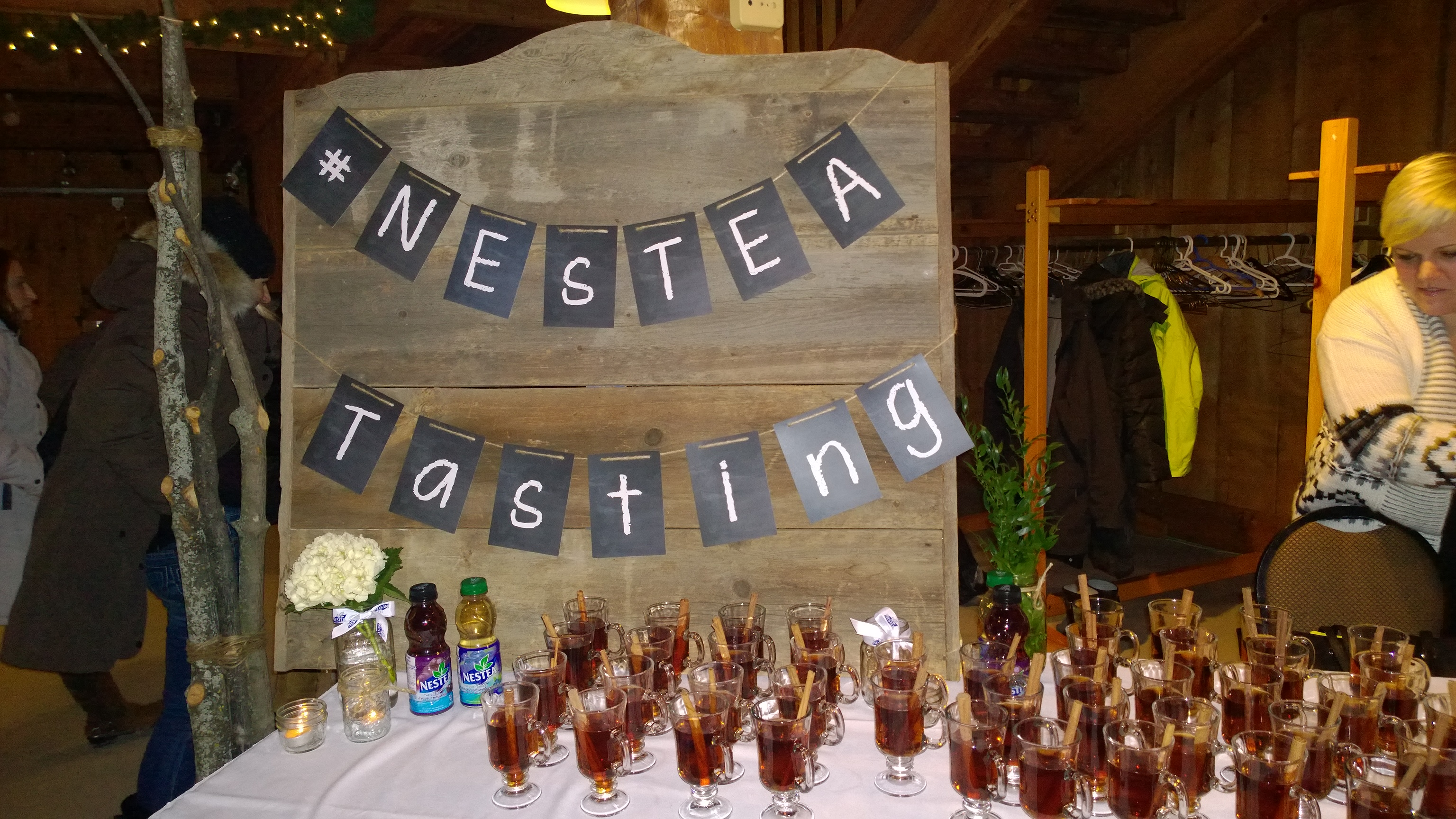 Nestea Launches New Flavours with a Northern Trip